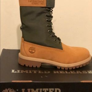Timberland Boots juniors 6 in gaiter TBO Limit